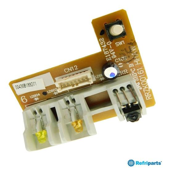 Placa Receptora Hitachi Modelos Rpk07, Rpk09, Rpk12, Rpk18