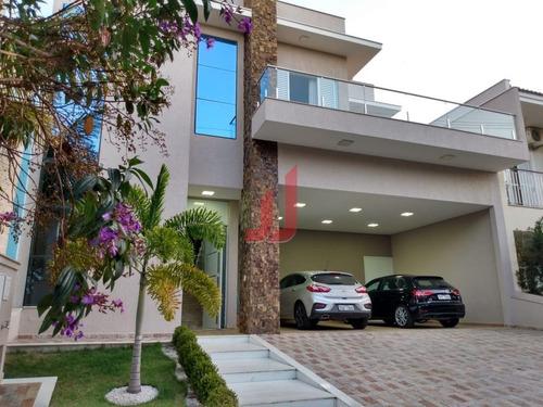 Imagem 1 de 16 de Casa À Venda, 4 Quartos, 4 Suítes, Condomínio Vila Dos Inglezes - Sorocaba/sp - 6827