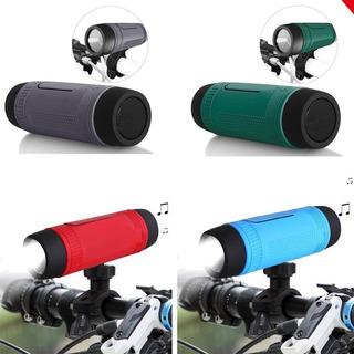 Parlante Bluetooth Para Bicicleta Zealot S1 Original