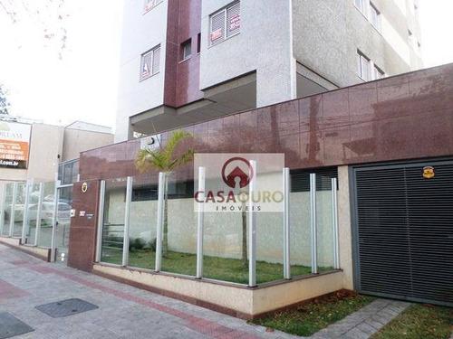 Apartamento  3 Quartos À Venda, Santa Efigênia, Belo Horizonte. - Ap0305
