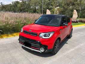 Kia Soul 1.6 Sx At 2017 Super Impecable Maximo Equipo
