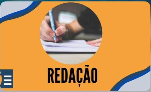 Imagem 1 de 1 de Faço Redações!!! Nota Mil No Enem