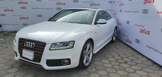 Audi A5 Coupe Sline, Blanco, 2011, S: Ba098847