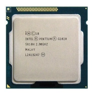 Processador Intel Pentium G2020 2.90ghz Dual Core 3mb