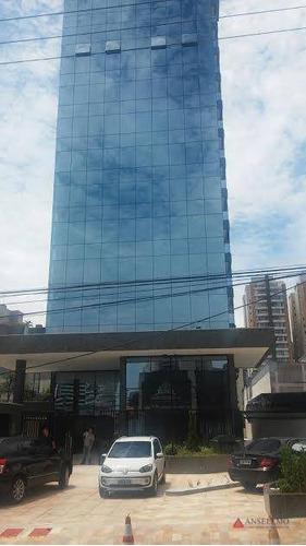 Sala À Venda, 222 M² Por R$ 1.878.500,00 - Centro - São Bernardo Do Campo/sp - Sa0355