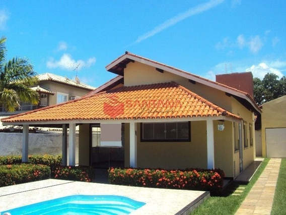Bela Casa No Condomínio Vilas Do Jacuípe - 931507188