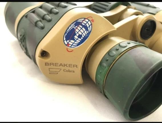 Binóculo Cobra Breaker 750 Com Bussola Com Bolsa Camuflada