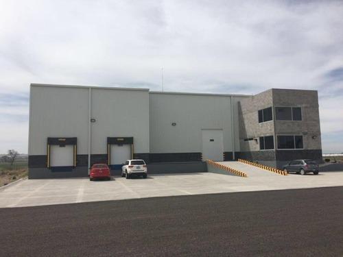 Bodega Industrial En Renta Parque Industrial El Venado