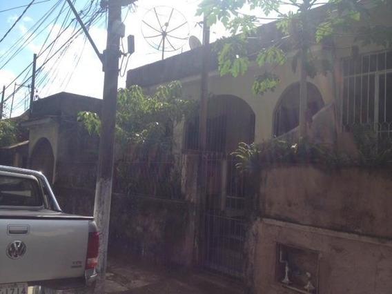 Casa Para Venda Em Volta Redonda, Monte Castelo, 2 Dormitórios, 1 Banheiro, 1 Vaga - 061