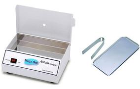 Estufa Manicure Esterilizador Alicates Acessórios Mega Bell