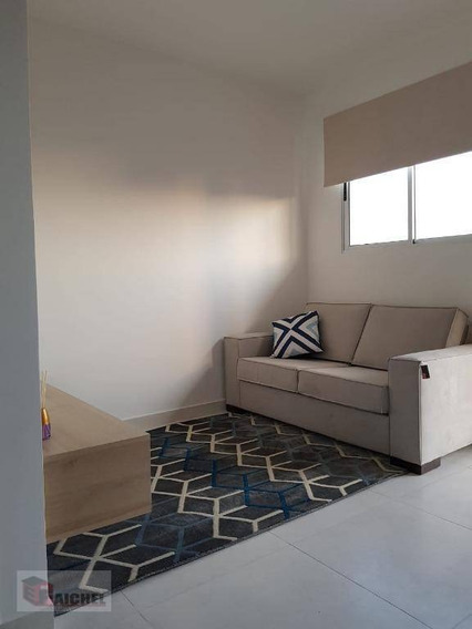Apartamento Com 1 Dormitório À Venda, 30 M² Por R$ 180.000 - Vila Prudente - São Paulo/sp - Ap1862