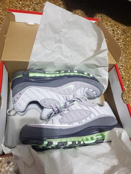 Nike Air Max 98 Nuevas En Caja Sin Uso Talle 40 1/2