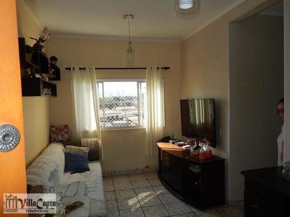 Apartamento Para Venda Em São José Dos Campos, Palmeiras De São José, 2 Dormitórios, 1 Banheiro, 1 Vaga - 1634v_1-1108857