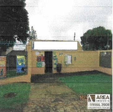 Casa Com 1 Dormitório À Venda, 438 M² Por R$ 123.859,81 - Olarias - Ponta Grossa/pr - Ca0497
