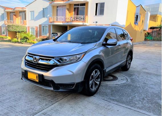 Honda Cr-v 2.4l 2wd Lx