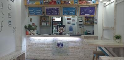 Venta De Llave Local Comida 1 Baño 1 Deposito Con Mesas
