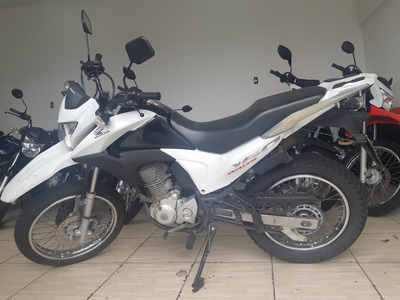 Honda - Nxr 160 Bros Esdd 2015 - 2015 Branca