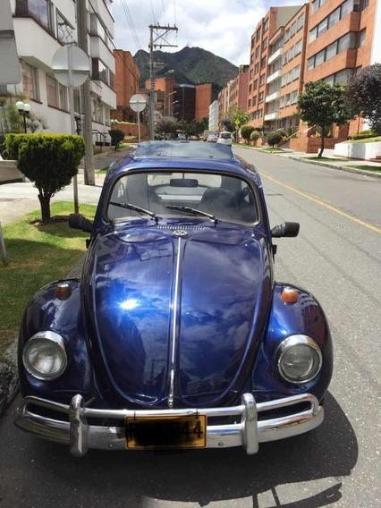 Volkswagen Escarabajo Beetle