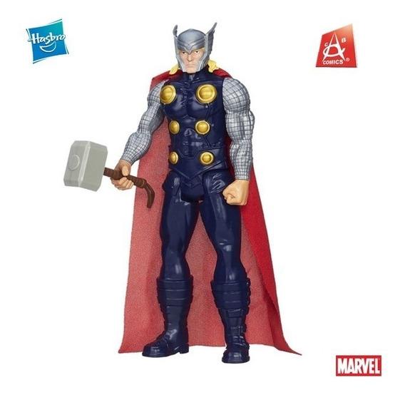 Thor Mod16 Figura Avengers Initiative Titan Hero 12 Pulg