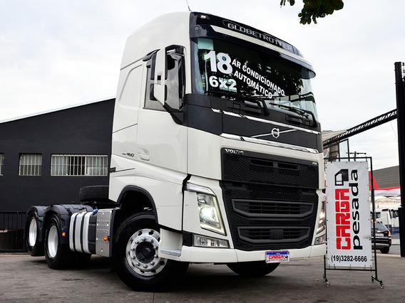 Volvo Fh 460 6x2 Globetrotter 2018= Fh 440 500 540 R440 480