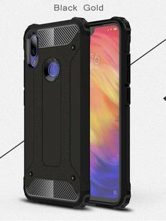 Carcasa Case Para Xiaomi Redmi Note 7 Silicona A Prueba D Go