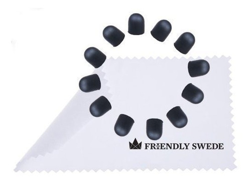 Puntas De Goma Para Lapiz Tactil Por The Friendly Swede