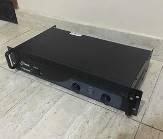 Amplificador 2 Canales Puenteable Poco Uso Garantía Local
