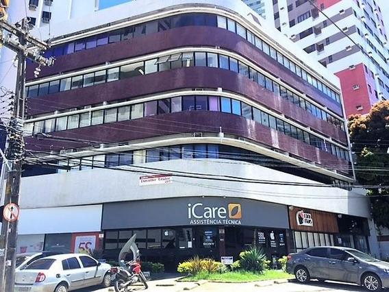 Sala Para Alugar, 30 M² Por R$ 550,00/mês - Madalena - Recife/pe - Sa0152