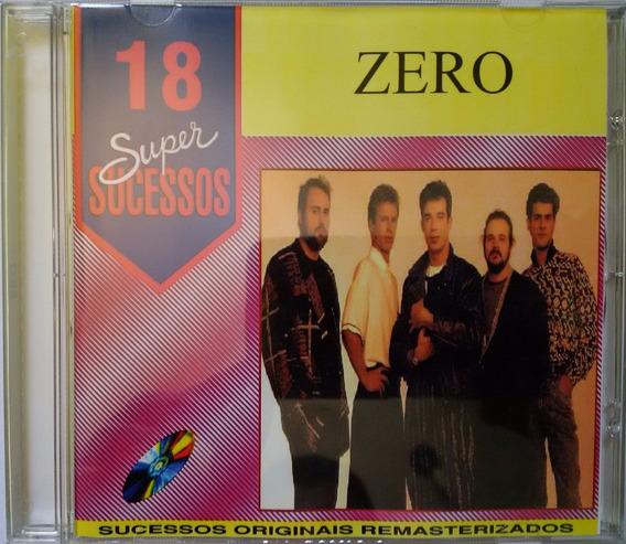Cd Zero - 18 Super Sucessos