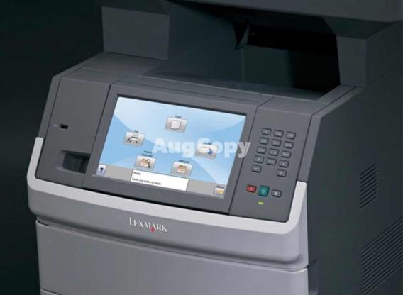 Impressora Laser Multifuncional Lexmark X656 - Com Garantia
