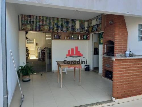 Imagem 1 de 20 de Casa Com 3 Dormitórios À Venda, 160 M² Por R$ 450.000 - Jardim Boer I - Americana/sp - Ca1924