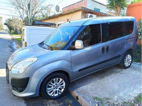 Fiat Doblo 1.4 7asientos Gnc 5ta Permuto Por Chevrolet Spin
