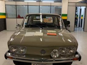 Volkswagen Brasília 1980