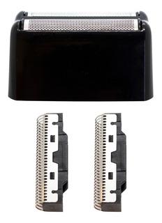 Teknikpro Repuesto Cabezal Cuchillas Black Touch Afeitadora