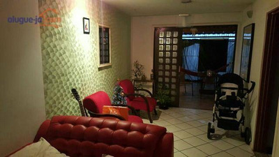 Casa Residencial Para Venda E Locação, Parque Califórnia, Jacareí. - Ca0707