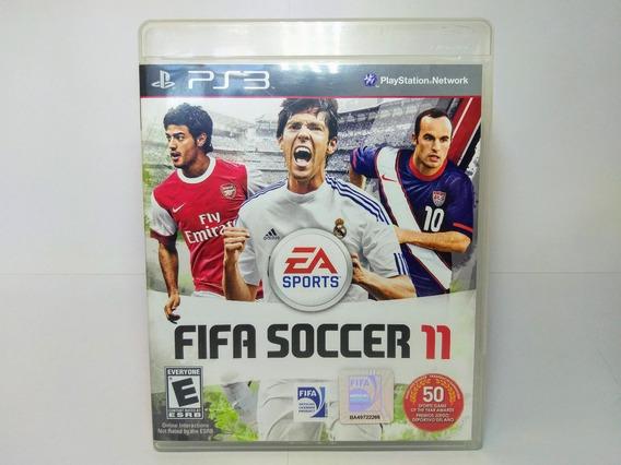 Fifa Soccer 11 Ps3 Mídia Física Original