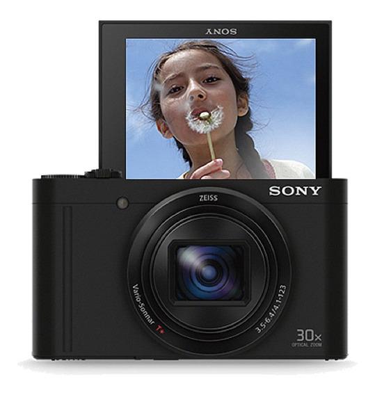 Sony Dsc-wx500 Camara Digital 18.2 Mp Zoom 30x Display Movil
