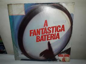 Lp A Fantástica Bateria Volume 6 1982