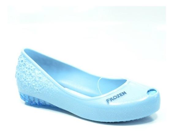 Sapatilha Frozen Ice Light Azul Doch Metal - 21580
