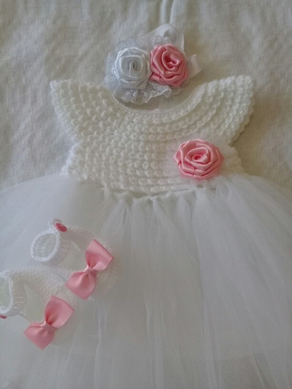Vestidos Tejidos Bebe Vestidos Para Bebé En Mercado Libre