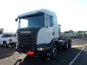 Cavalo Mecanico Scania G 440 A6x4 Bug Pesado 2014/2015