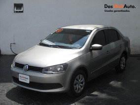 Volkswagen Gol Sedan 1.6 Impecable!