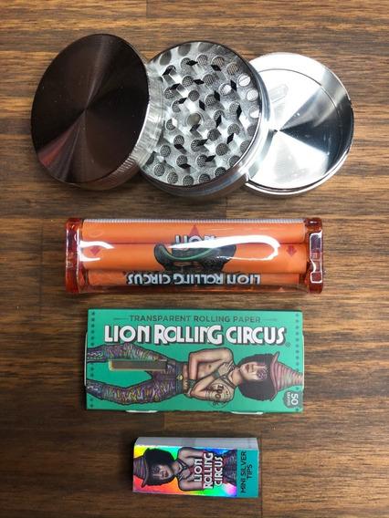 Kit Armador Metal (3partes) + Armador+ Sedas Celulosa + Tips