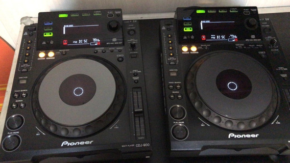 Cdj Pioneer 900 Com Recordbox