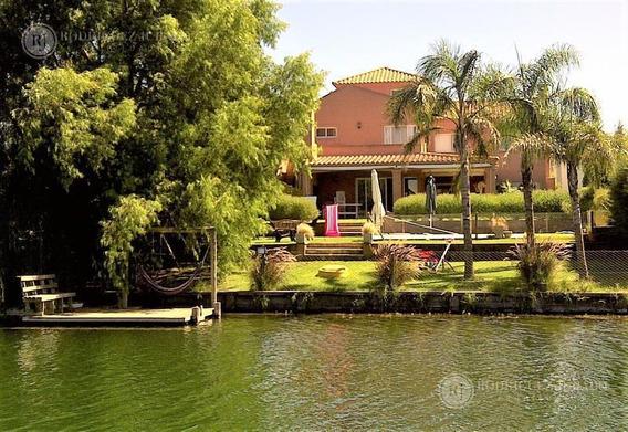 Oportunidad!! Excelente Casa Santa Clara A Laguna -villanueva - Tigre