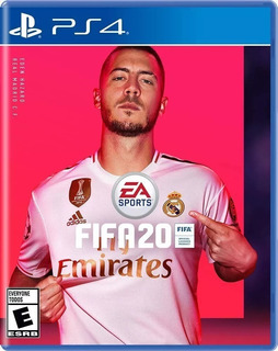 Fifa 20 Ps4 Fisico Sellado Original Fifa 2020 + Remera Fifa
