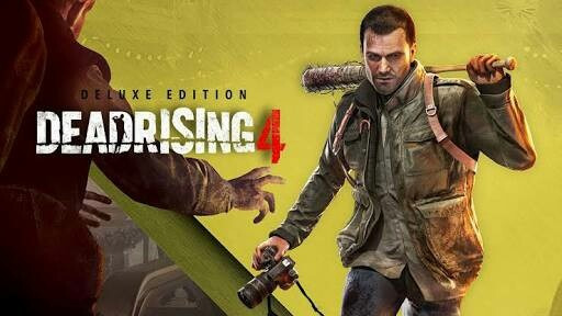 Dead Rising 4 Deluxe Para Xbox One Digital Online Xbox One !
