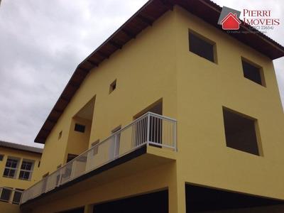 Sobrado Em Condomínio Fechado No Morro Doce - 3d (1 Suíte) - 5375