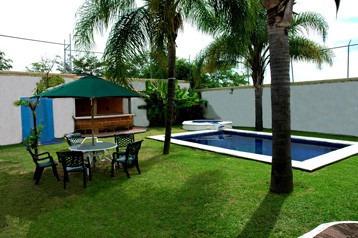 Casa En Renta Amueblada Con Alberca Y Jacuzzi En Oaxtepec