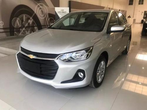Nuevo Chevrolet Onix Plus Ls 1.2n 4 Puertas Manual 2021 Pm